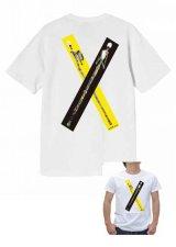 streetlight pole-1  アメ村アートTシャツ