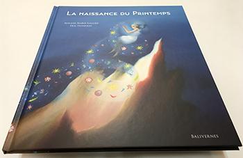 画像: La naissance du Printemps(春の誕生)翻訳付
